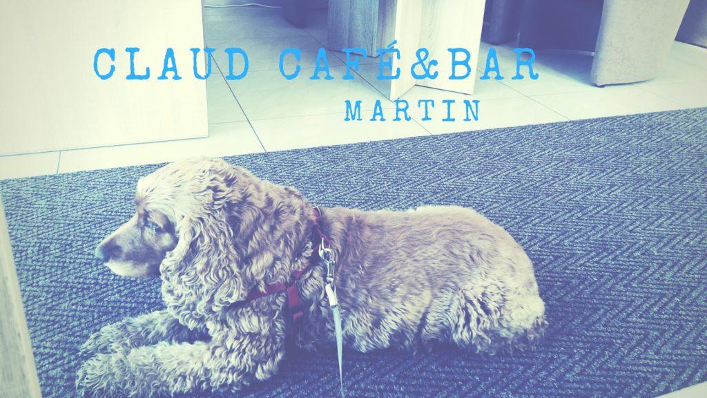 Dog friendly kaviareň Claud café&bar