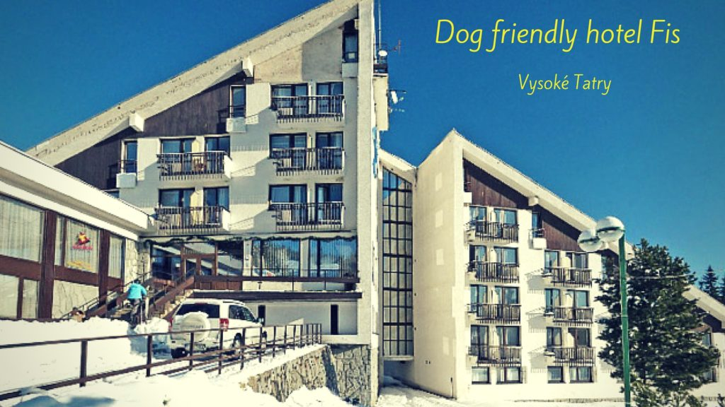 Dog friendly hotel Fis v Tatrách