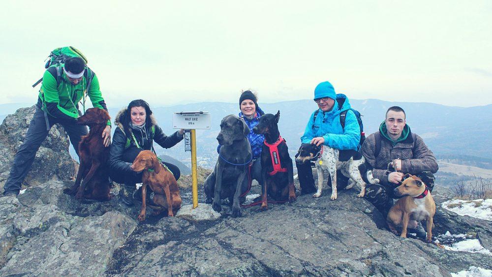výlet so psíkom