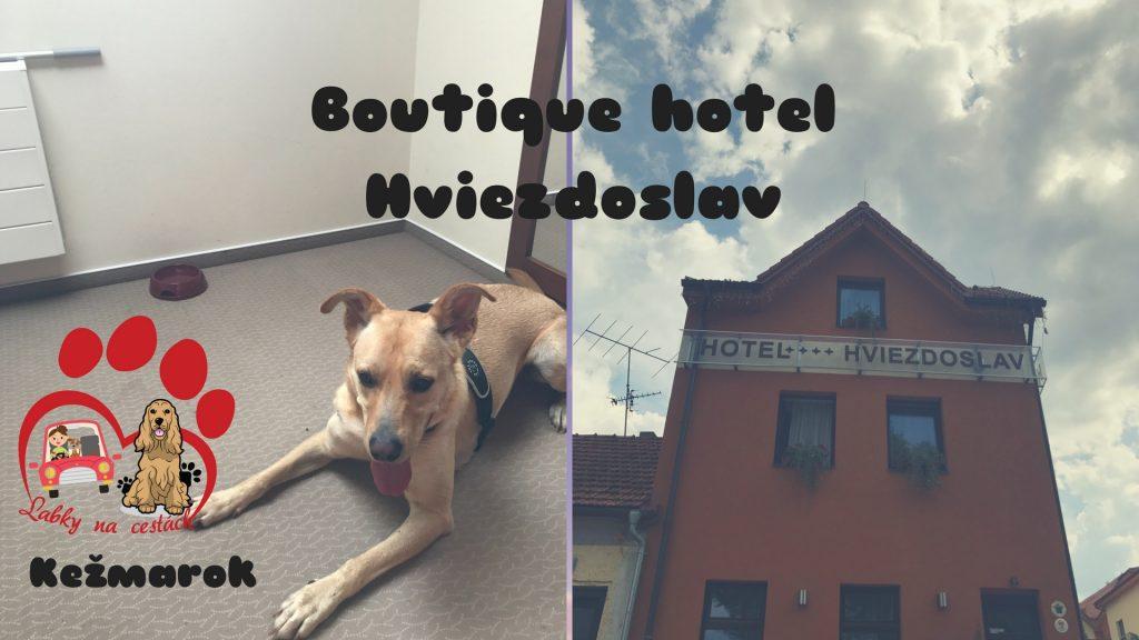 Ubytovanie so psíkom v Kežmarku: Vyskúšali sme hotel Hviezdoslav