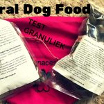 granule natural dog food