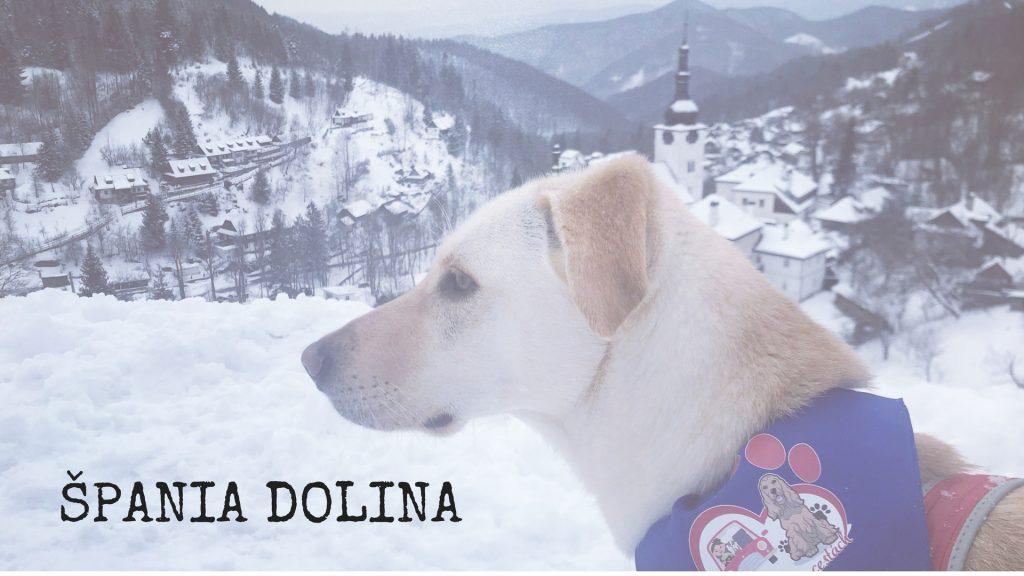 Špania Dolina je krásna aj v zime