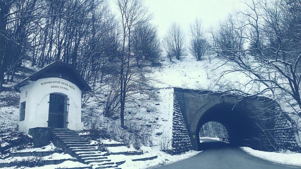 špania dolina vstup