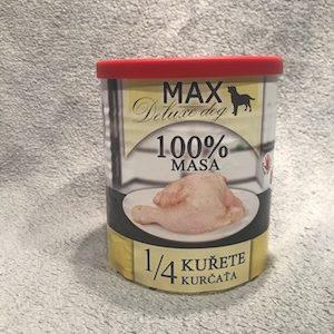 konzerva max kuracia