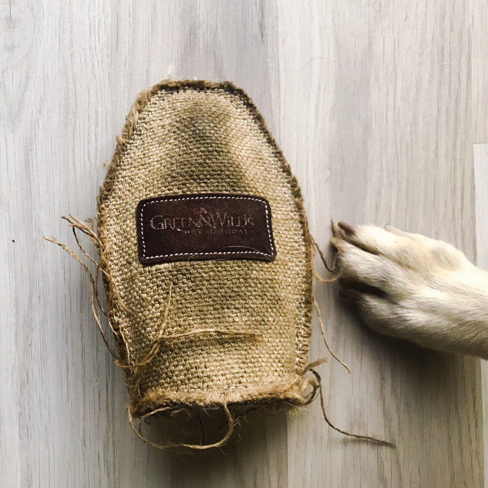 eko hracka pre psa