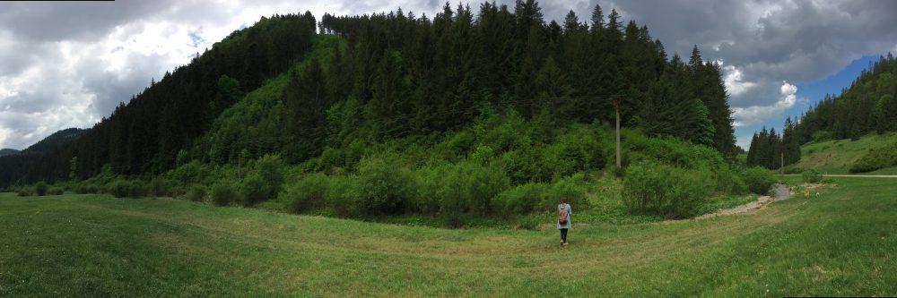rajecká dolina