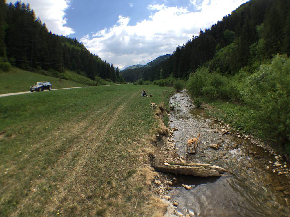 Rajecká dolina kam so post
