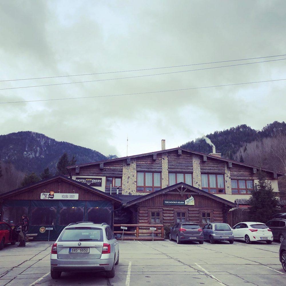 Hotel Diery : Ako obstál vami vychválený hotel u nás?