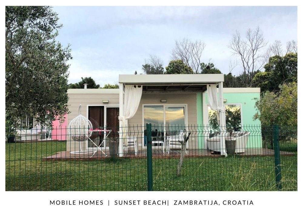 Mobile Homes Sunset Beach-recenzia domčekov priamo pri mori+tipy v okolí