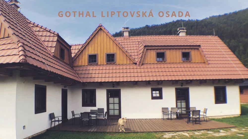 Recenzia Gothal:v Liptovskej Osade ti nuda nehrozí